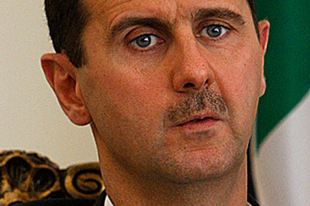 Syrian+President+Bashar+Assad