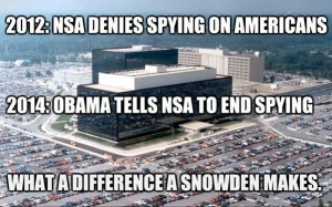 END SPYING